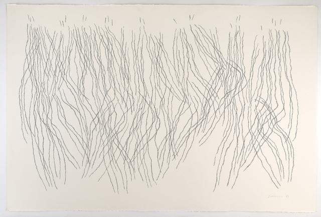 , 'Untitled (Walking Figures),' 1989, Offer Waterman