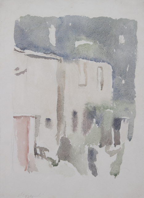 , 'Paesaggio, Casa bruciata,' 1959, Thomas Colville Fine Art