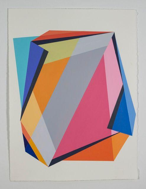 , 'Instigate,' 2016, Elizabeth Houston Gallery