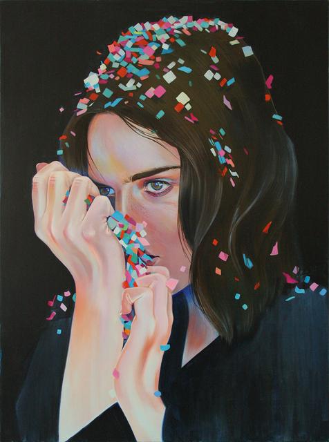 , 'Control 2,' 2016, Massey Lyuben Gallery