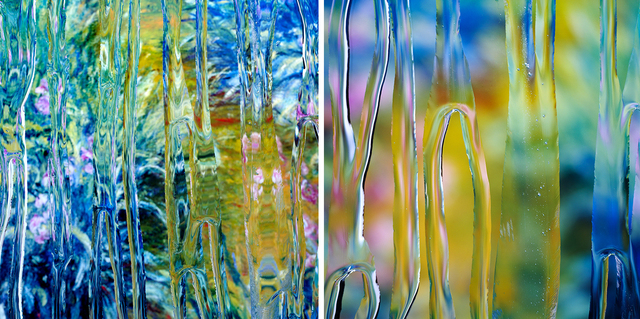 , 'After Claude Monet: Iris 1&2, 1916, 2017,' 2017, Slate Contemporary