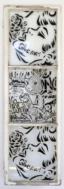 , 'Untitled (window #1),' 2014, MUCA