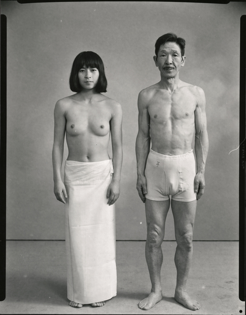 , 'From the left: Actor K and Sukezo,' 1972, Michael Hoppen Gallery