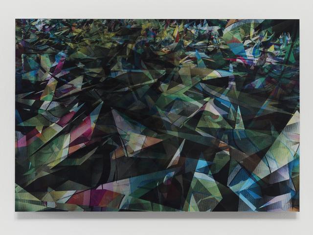 , 'Eksplosion #2,' 2012, Sandra Gering Inc