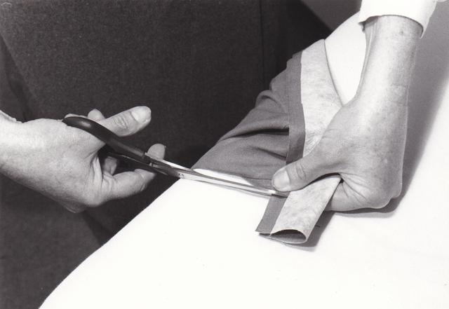 , 'Dress Making,' ca. 1970-1990, Bowerbank Ninow
