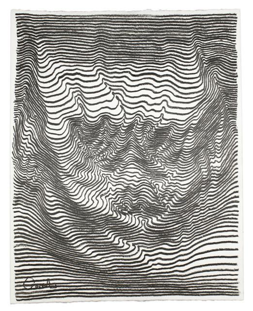 , 'Omicron III,' 2015, Hans Alf Gallery