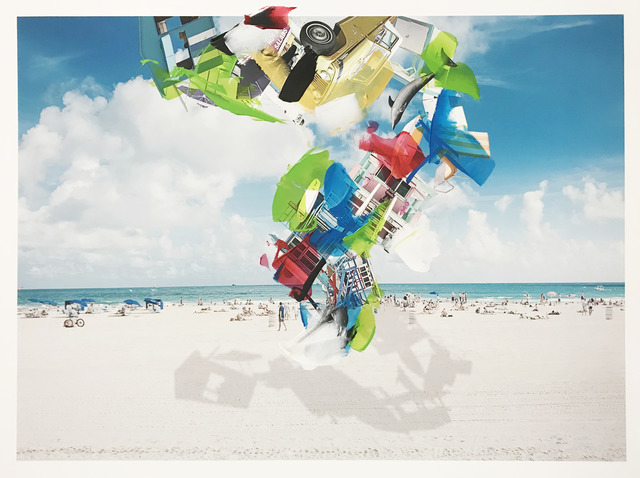 , 'Sunshine POP:  South Beach 5,' 2014, Foto Relevance