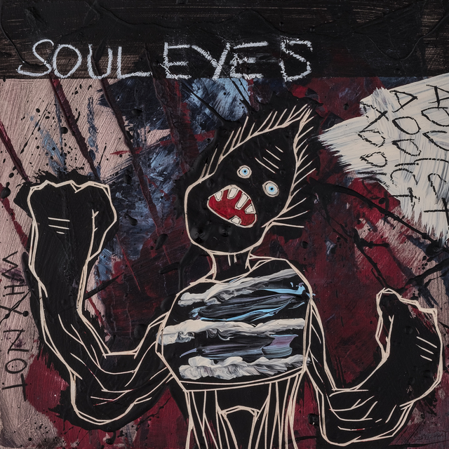 , 'Soul Eyes | The Freedom Paintings #15,' 2018, heliumcowboy