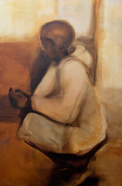 , 'The Thinker,' 2018, James Freeman Gallery