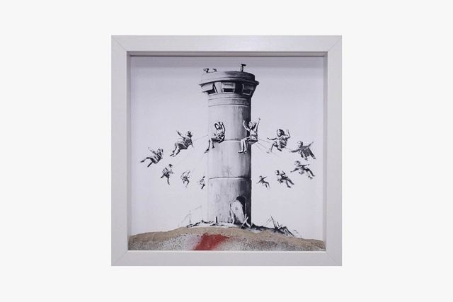 Banksy, 'Walled Off Hotel Boxset', 2017, Lougher Contemporary