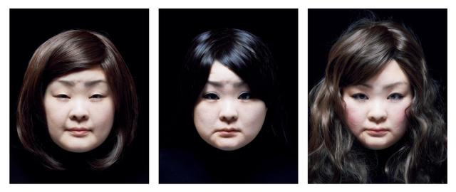 Tomoko Sawada, 'SET #25 from the series Facial Signature', 2015, ROSEGALLERY