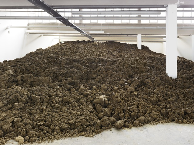 , 'Excavation from Basel,' 2015, Kunsthaus Baselland