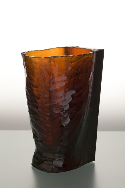 Anna Polanská, 'Autumn', 2007, Design/Decorative Art, Cast and cut glass, Galerie Kuzebauch