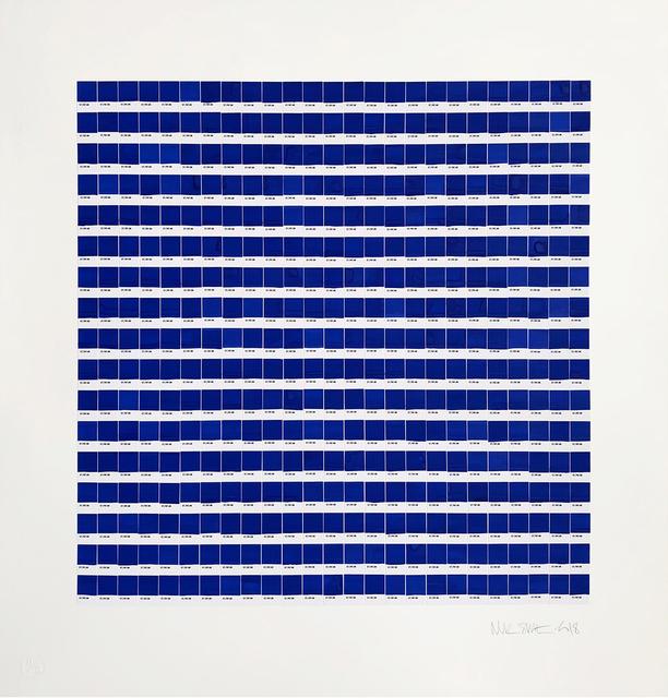 , 'Klein - IKB 108,' 2018, Lawrence Alkin Gallery