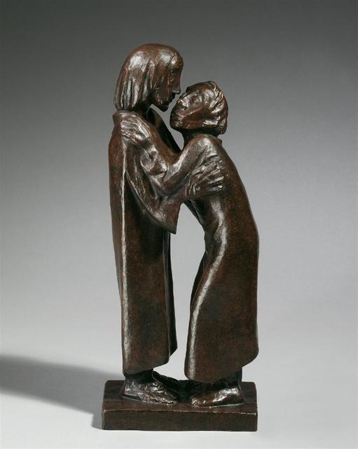 , 'Das Wiedersehen,' 1926, Galerie Herold