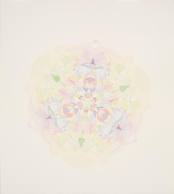 , 'Kaleidoscopic Spirograph Still #16,' 2013, ELLEPHANT