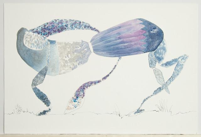 Wael Shawky, 'Cabaret Crusades Drawing #303', 2018, Lia Rumma