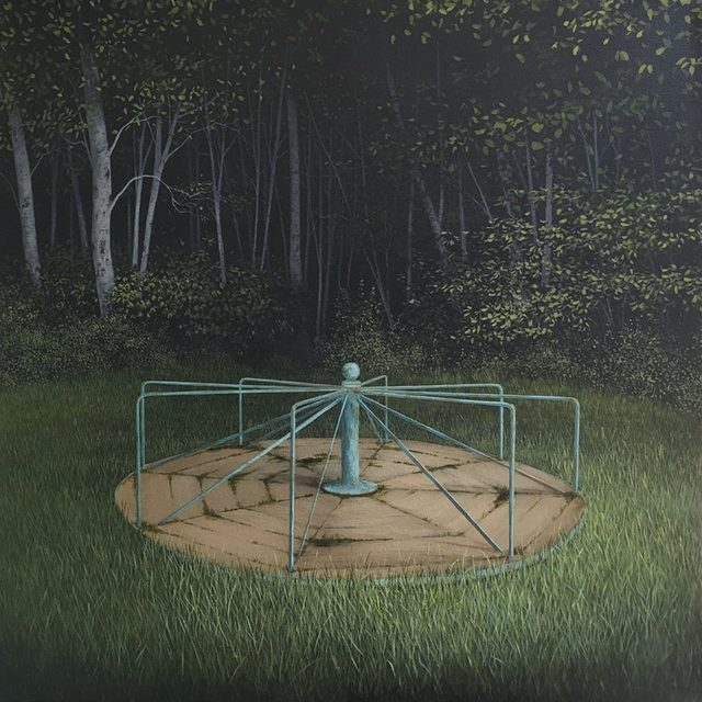 , 'Play in the Glade,' 2015, White Noise Gallery