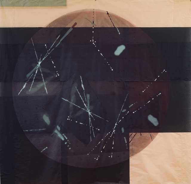 , 'Partículas Cósmicas,' 2016, Blanca Berlín