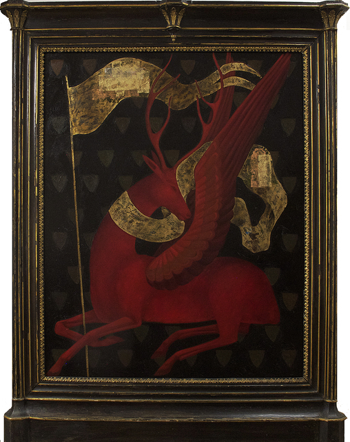 , 'Red Stag,' ca. 2014, Cadogan Contemporary