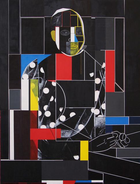 , 'The Watchmaker,' 2018, David Lusk Gallery
