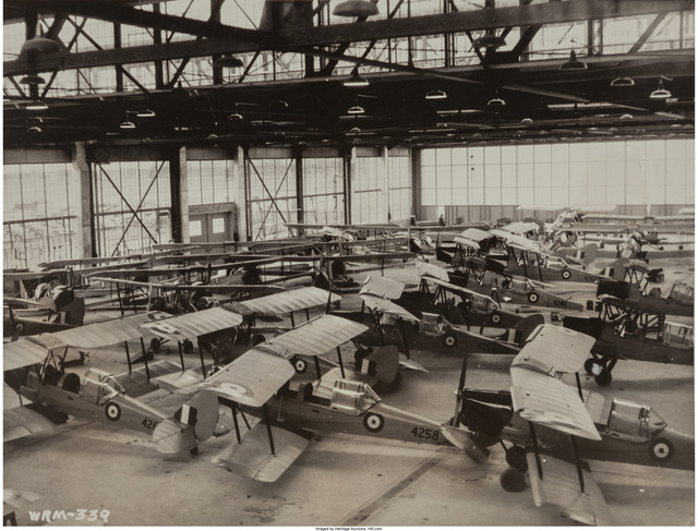 Various Artists, 'A Group of 175 Photographs Pertaining to Military Aviation', 20th Century, Heritage Auctions