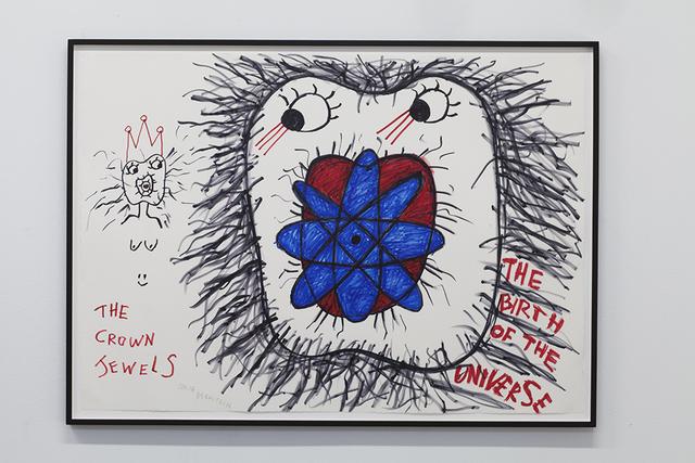 Judith Bernstein, 'The Crown Jewels', 2014, Kunsthall Stavanger