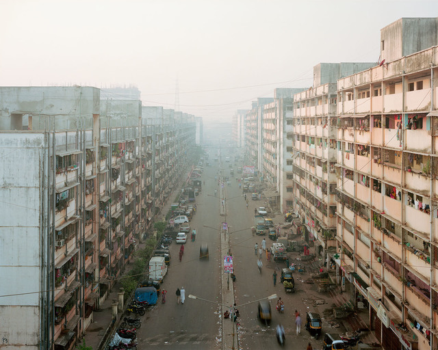, 'Lallubhai Compound Resettlement Buildings; Mankhurd, Mumbai,' 2011, Pictura Gallery