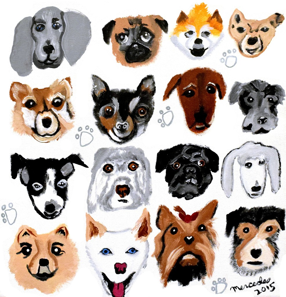 Dog Faces 3