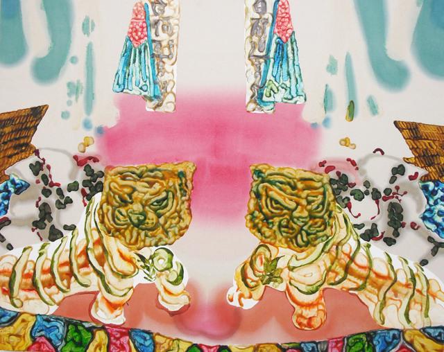 , 'Tora Tora No.2,' 2013, YOD Gallery