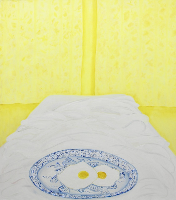 , 'Eggs in Bed,' 2019, Daniel Benjamin Gallery