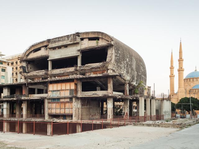 , 'Beirut Diary p.14,' 2013, Robert Morat