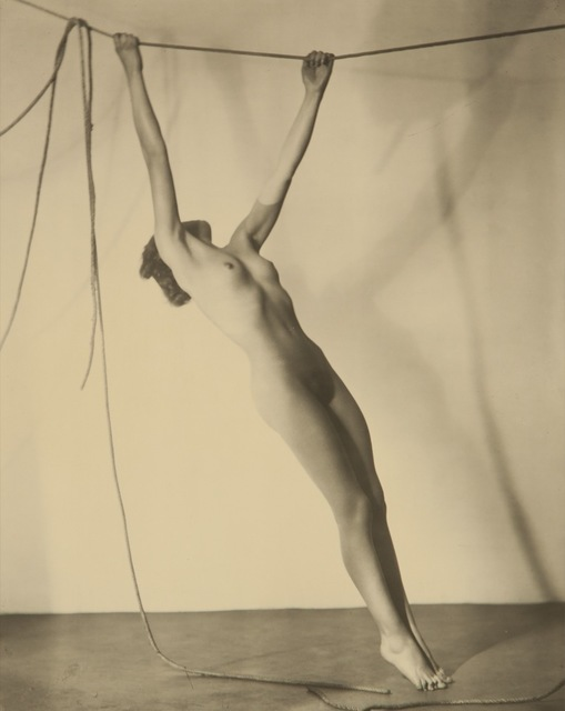 , 'The Stretched Rope,' 1927, see+ Gallery
