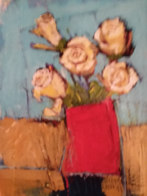 , 'i brought flowers 2, 6-9-2017,' 2017, Hutson Gallery