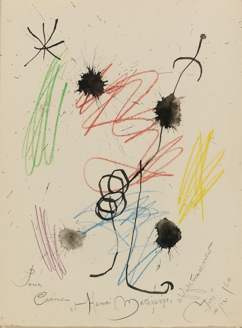 , 'Composition,' 1964, Omer Tiroche Gallery