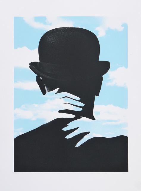 Joe Webb, 'Embrace Magritte ', 2015, Maddox Gallery