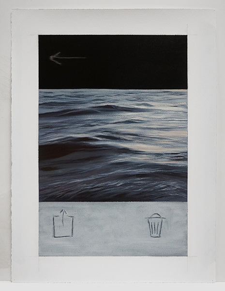 , 'Saved Water,' 2015, Nohra Haime Gallery