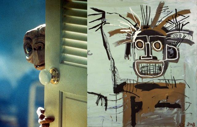 , '1982, E.T. - Jean-Michel Basquiat, Untitled 1982,' 2018, Jean Albano Gallery