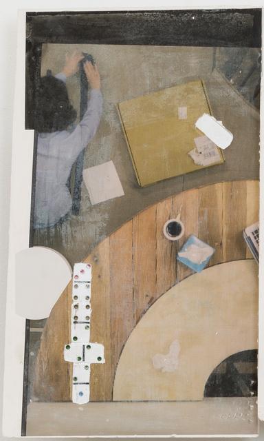 , 'Stone 14,' 2017, Klowden Mann