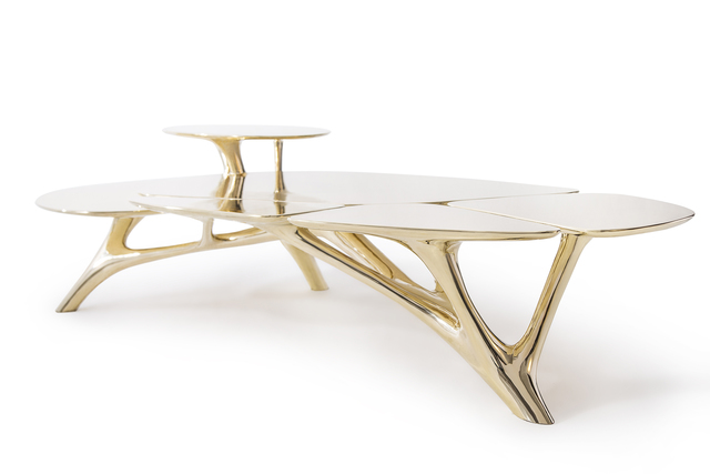, 'Lotus Coffee Table,' 2018, Gallery ALL