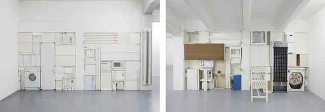 , 'Ghost V,' 2011, The Flat - Massimo Carasi