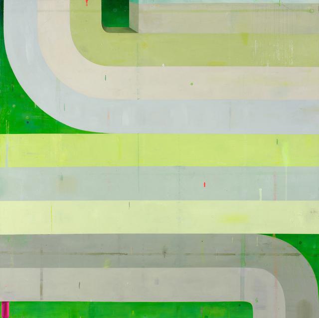 , 'Giotto's lucid dream,' 2017, Kathryn Markel Fine Arts