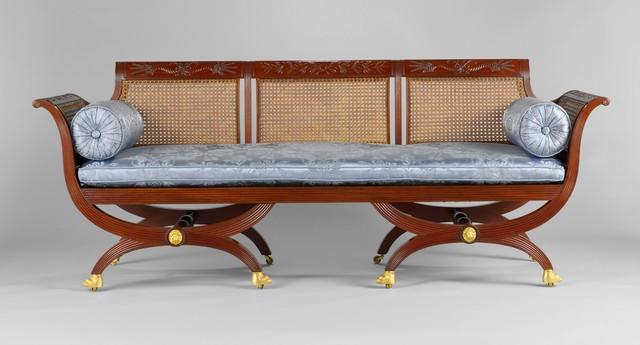 Attributed to Duncan Phyfe, 'Sofa', ca. 1810–1820, The Metropolitan Museum of Art