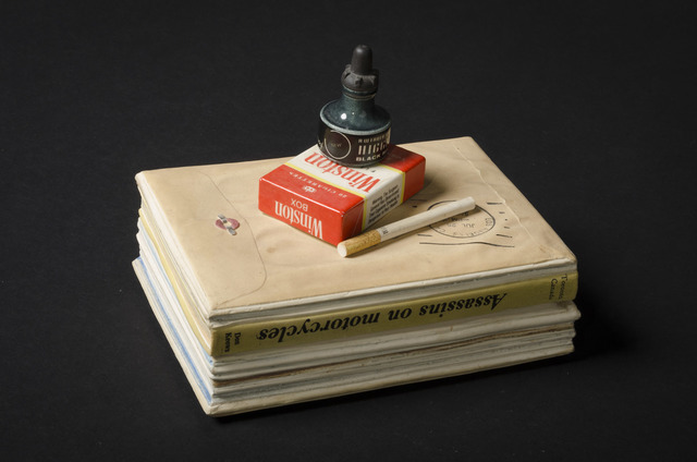 Richard Shaw, 'Untitled Box', 1981, Sculpture, Ceramic, Hieronymus