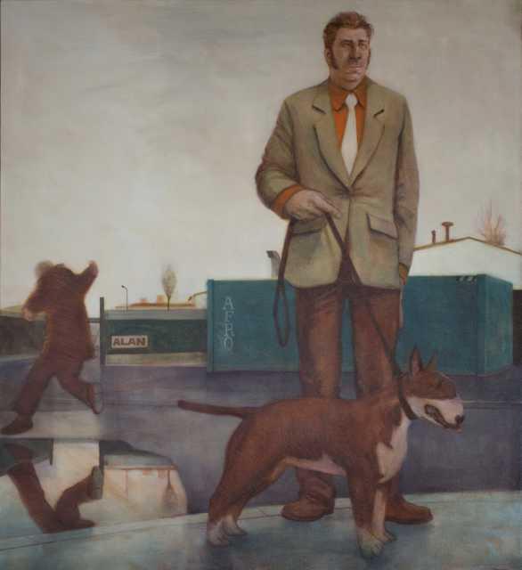 , 'The Poacher,' ca. 2012, Jean-Marie Oger