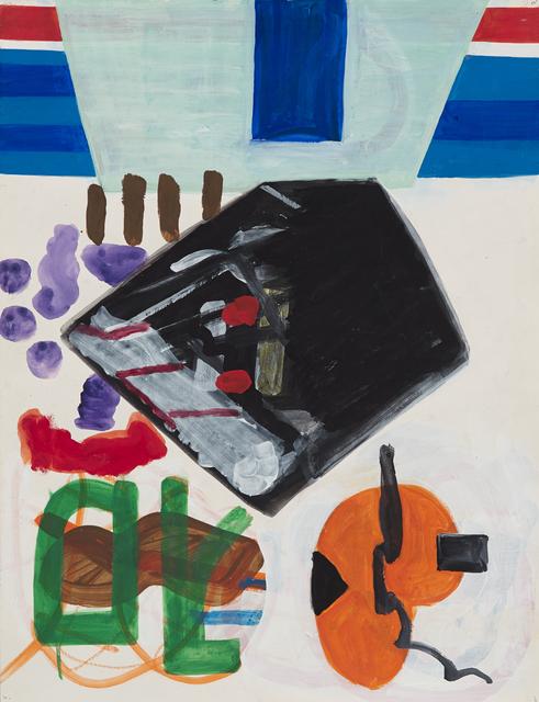 , 'Untitled #1,' , Tibor de Nagy
