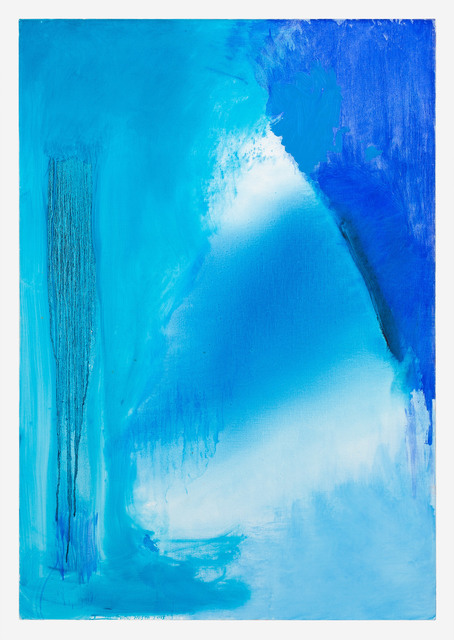 , 'Inside Indigo,' 2015, Tayloe Piggott Gallery