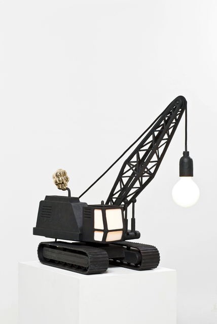 , 'Wrecking Ball Lamp,' 2010, Museum of Arts and Design