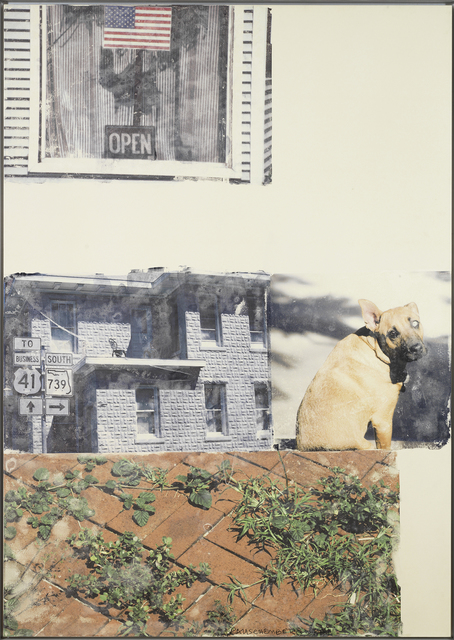 , 'Page 10, Paragraph 3 (Short Stories),' 2001, de Sarthe Gallery