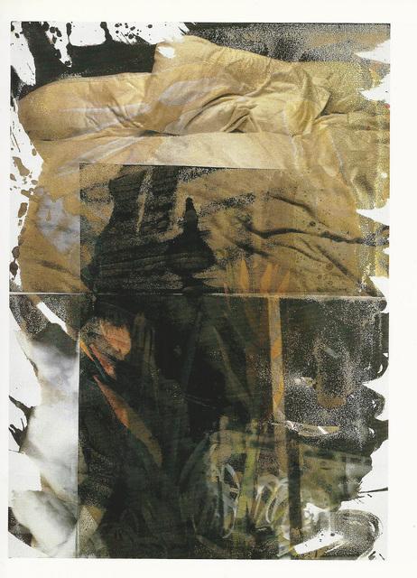, 'Dreamsheet (Waterworks),' 1993, Eckert Fine Art
